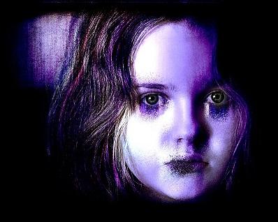 child - horror