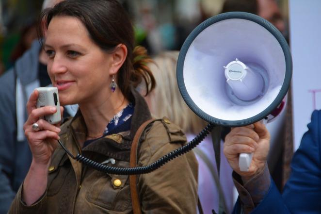 megaphone-protest